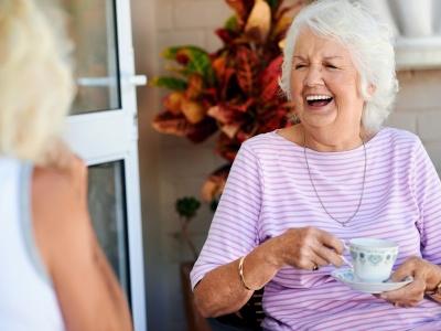 Seniors Meals Program